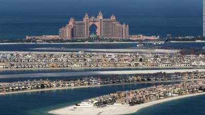 Making Atlantis: Dubai's artificial islands