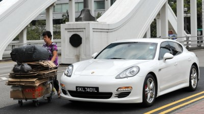 Why a car is an extravagance in Singapore - CNN