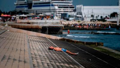 Heat wave: Europe to experience 'intense heat' - CNN
