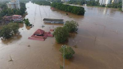 Kerala floods: Red alert issued as death toll rises in Indian state - CNN