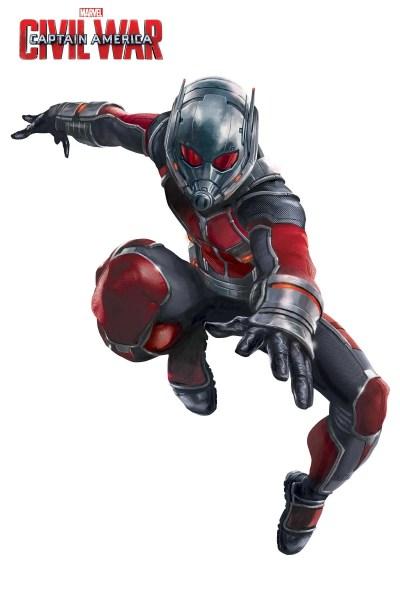 Captain America: Civil War: New Clip Adds Ant-Man | Collider
