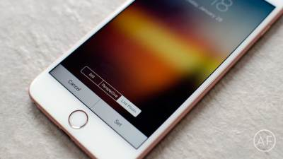 How to make any picture a Live Wallpaper on iPhone 6s and iPhone 6s Plus | Cult of Mac