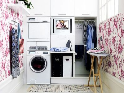 30+ Coolest Laundry Room Design Ideas For Today's Modern Homes