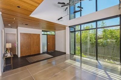 Custom Ray Kappe Home Entrance - Decoist