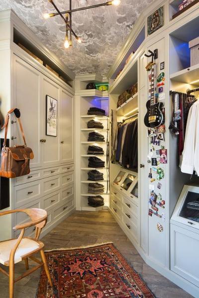 Interior design inspiration photos by LA Closet Design.