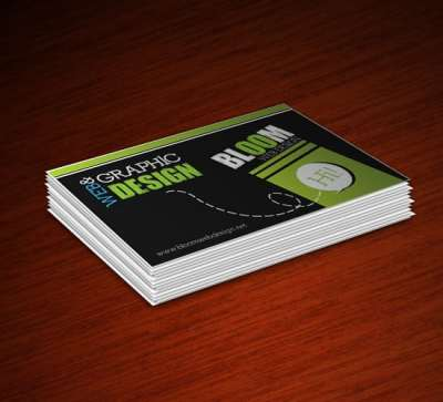 Design a Cool Print Ready Business Card in Illustrator & Photoshop -DesignBump
