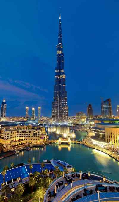 5 Luxury Hotels that Offer the Sweetest Escape in Dubai