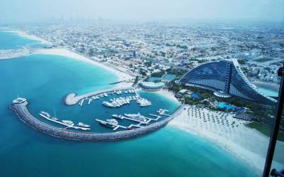 5 Luxury Hotels that Offer the Sweetest Escape in Dubai