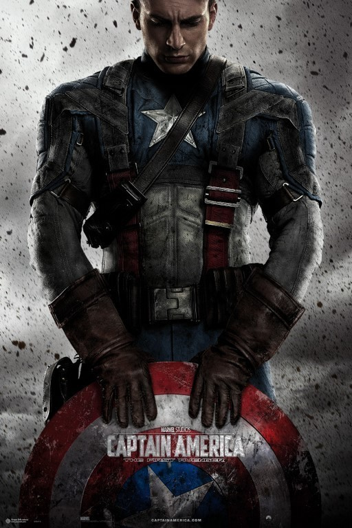 Marvel   Captain America Poster   Sold at Abposters com 3