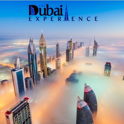 THE DUBAI EXPERIENCE APRIL 18 - 24, 2019 Hosted by SAFAREE, CHARISSE MILLS, ESTELITA, KRYSTAL ...
