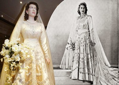 The Queen's Wedding Dress Is Still 'Fresh And Timeless' 70 ...