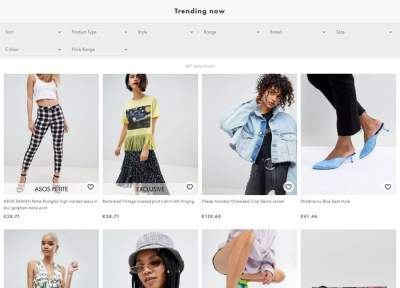 ASOS Has Just Made Shopping So Much Easier With This One Feature