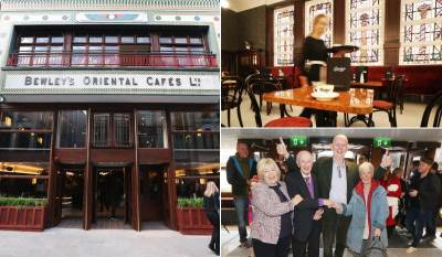 Bewley's Re-Opens in Style After €12m Redevelopment