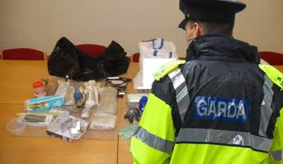 Gardai Seize Cocaine And Cannabis Worth A Combined €191k ...
