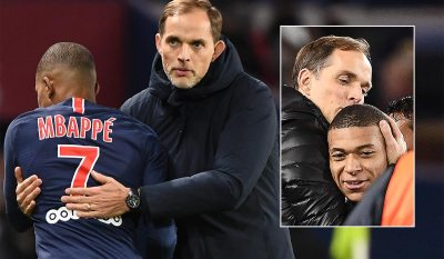 Mbappe Fumes With Tuchel Over Golden Shoe And Hints He'll ...