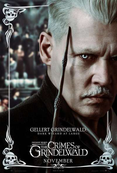 Johnny Depp feels bad for J.K. Rowling over backlash to his Fantastic Beasts casting