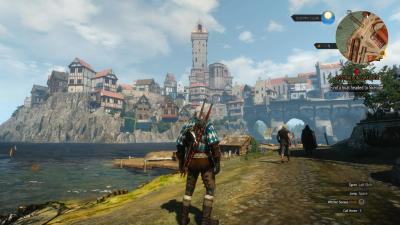 There and Back Again: A Witcher 3 Tale | USgamer