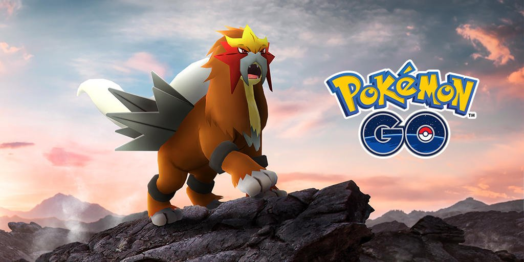 Pokemon GO Entei   September Field Research List  Fire Pokemon     Pokemon GO September Research Breakthrough Entei
