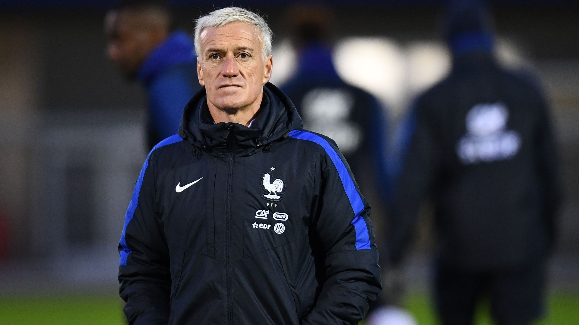 Why Didier Deschamps went for youth over experience for France     Why Didier Deschamps went for youth over experience for France