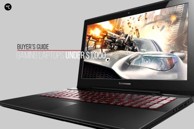 Cheap Thrills: The 7 Best Gaming Laptops Under $1,000   HiConsumption