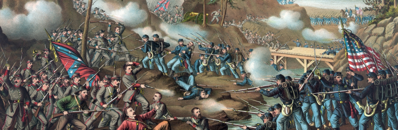 Battle of Chattanooga   American Civil War   HISTORY com american civil war  battle of chattanooga