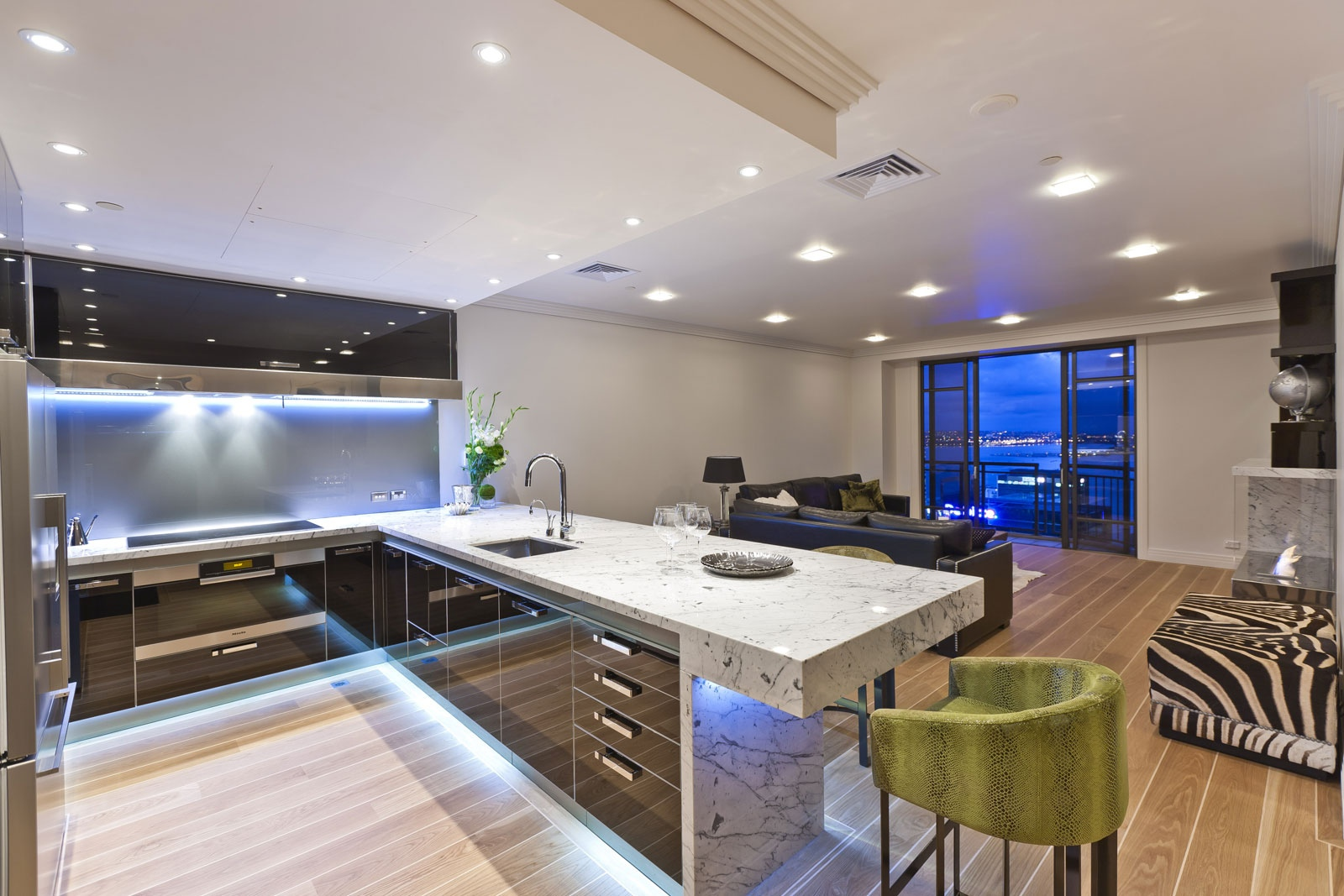 17 light filled modern kitchens by mal corboy contemporary kitchen lighting