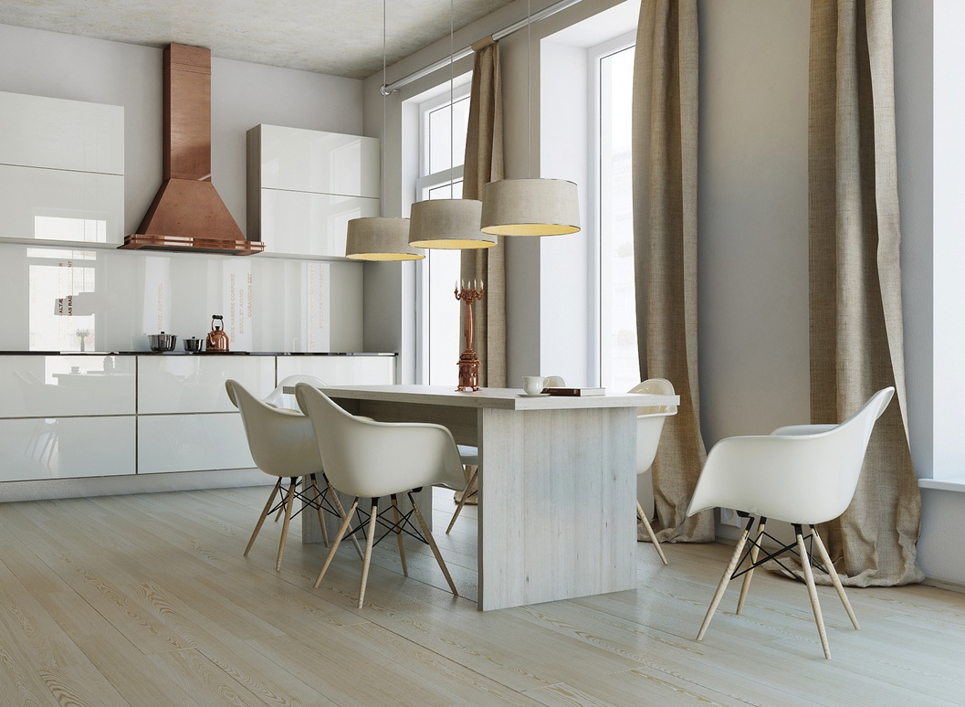 20 sharp masculine kitchens perfect for men wood floors in kitchen