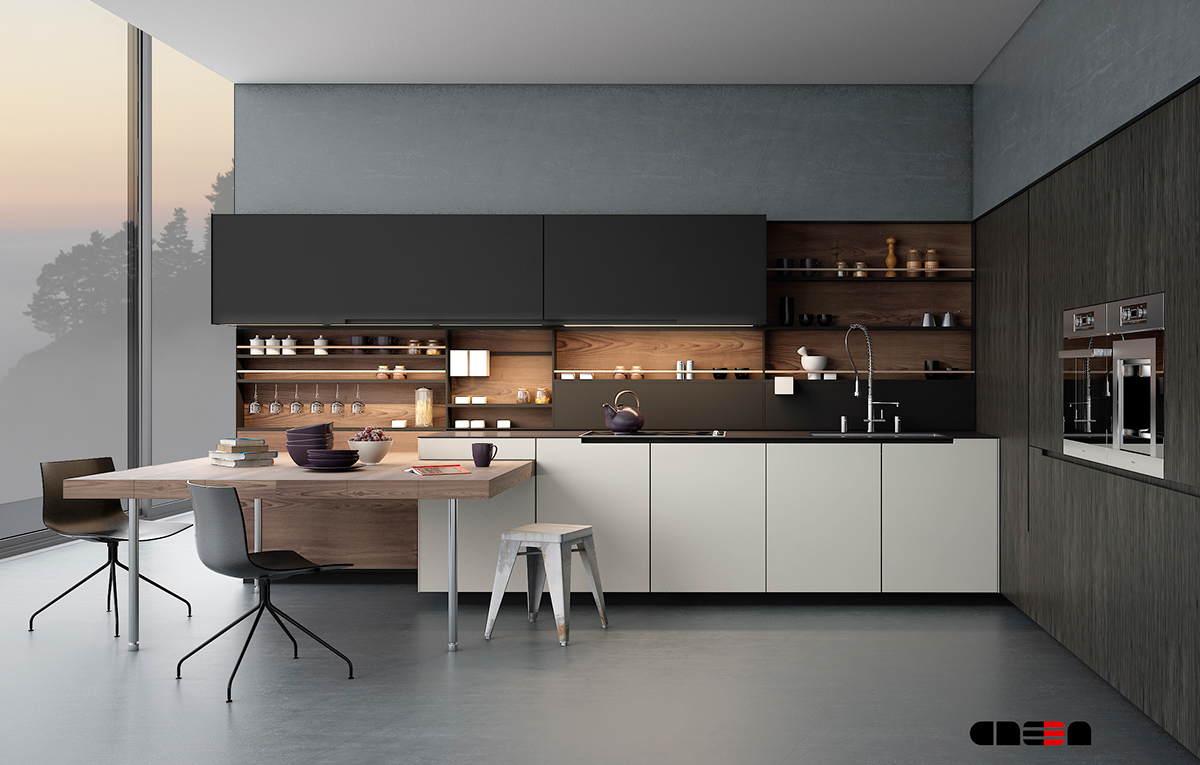 20 sleek kitchen designs with a beautiful simplicity modern kitchen designs