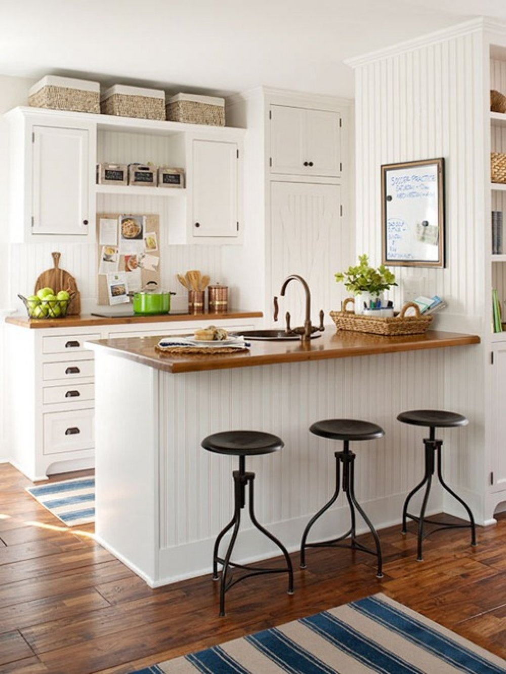 4 small kitchen cabinets 41 A Simple Design That Serves For Perfect Functionality