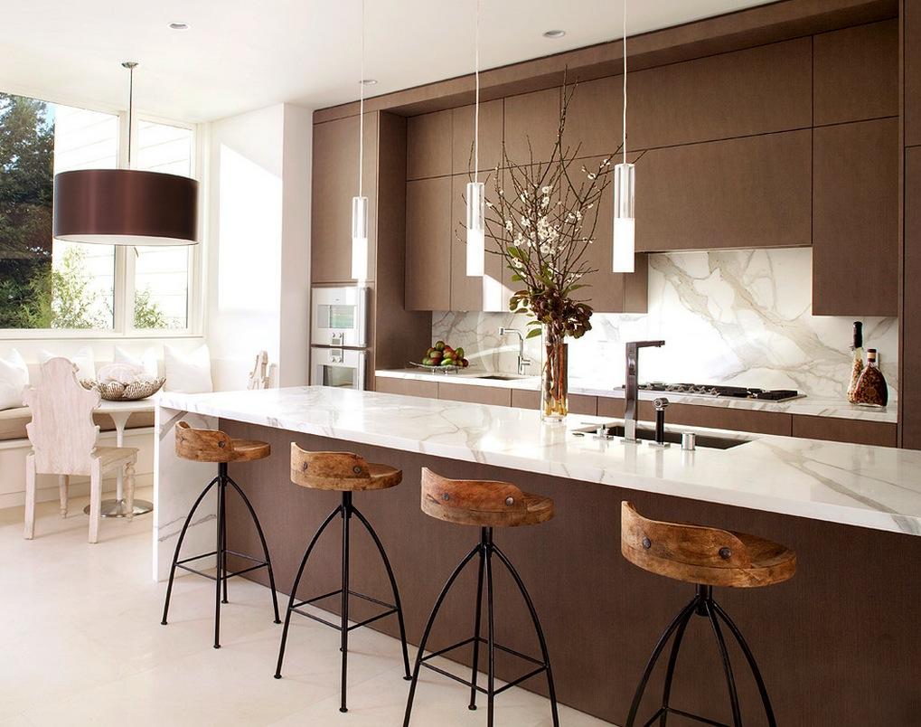 best modern kitchen design ideas modern kitchen designs 5 Chocolate Marble Cake