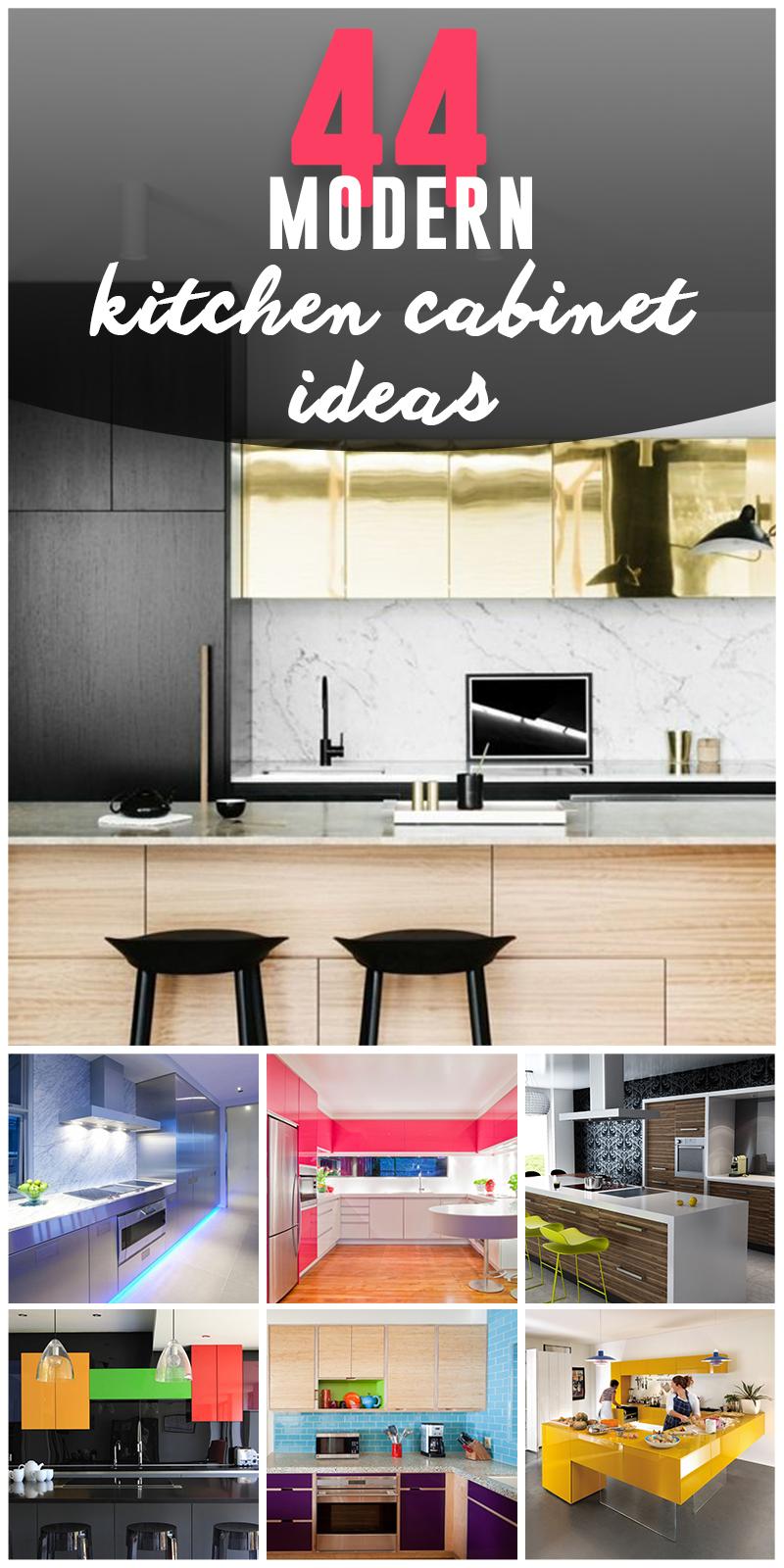 best modern kitchen cabinets modern cabinets kitchen Modern Kitchen Cabinet ideas