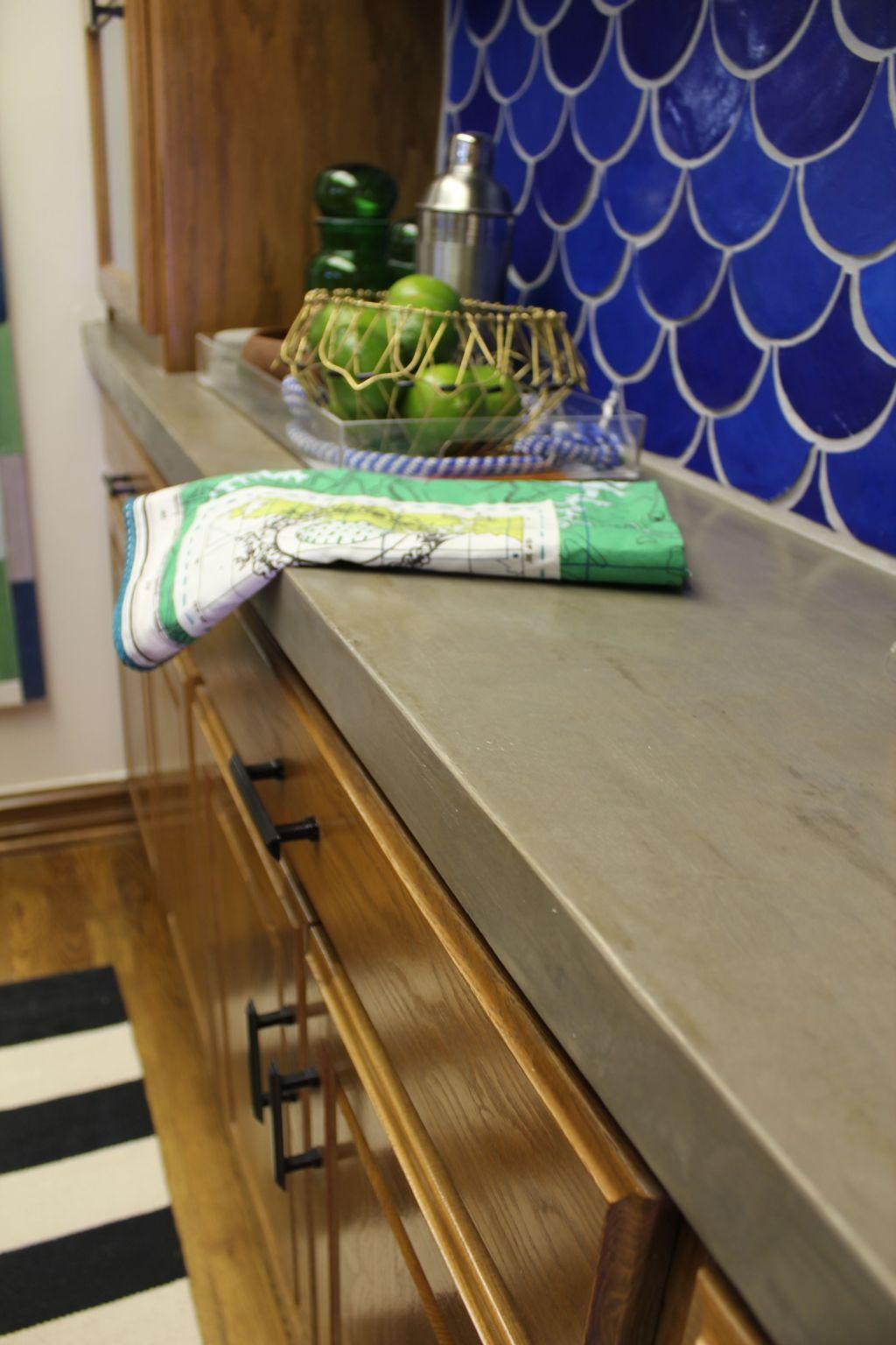 20 unique countertops guaranteed make kitchen stand kitchen countertop materials Home Decorating Trends Homedit