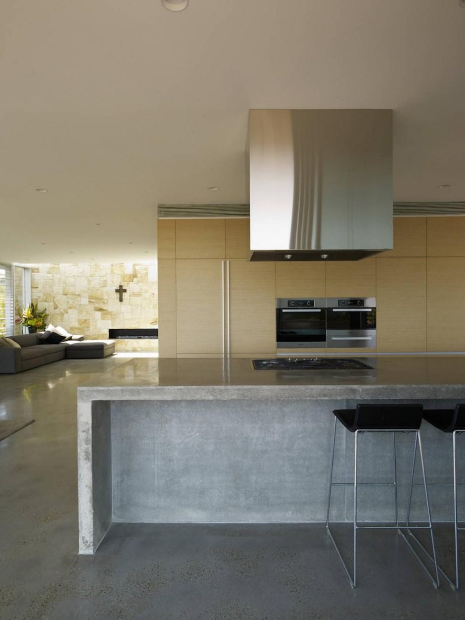 concrete kitchen islands concrete floor kitchen