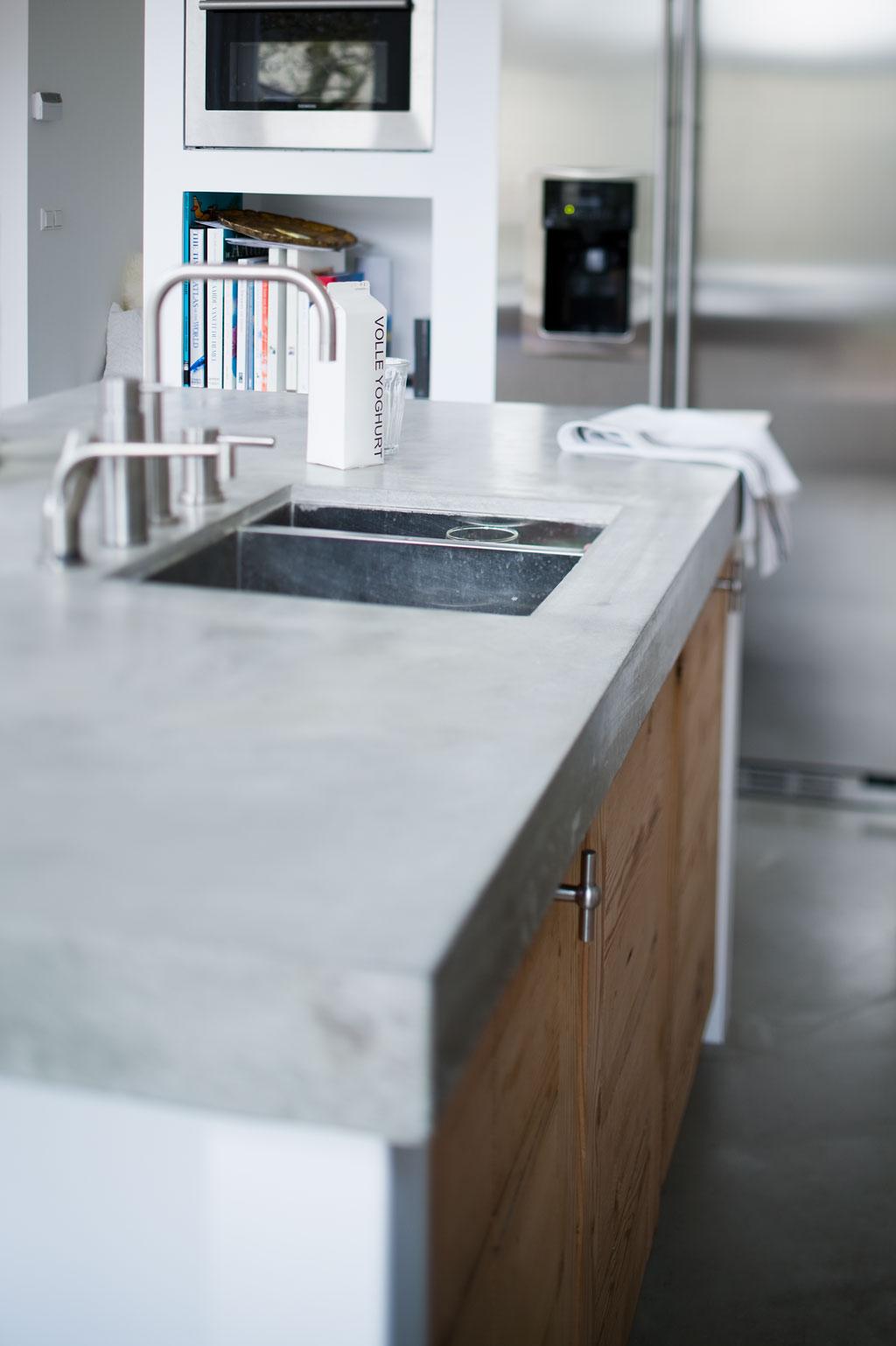 most popular kitchen countertops concrete kitchen countertops Concrete Kitchen Countertops