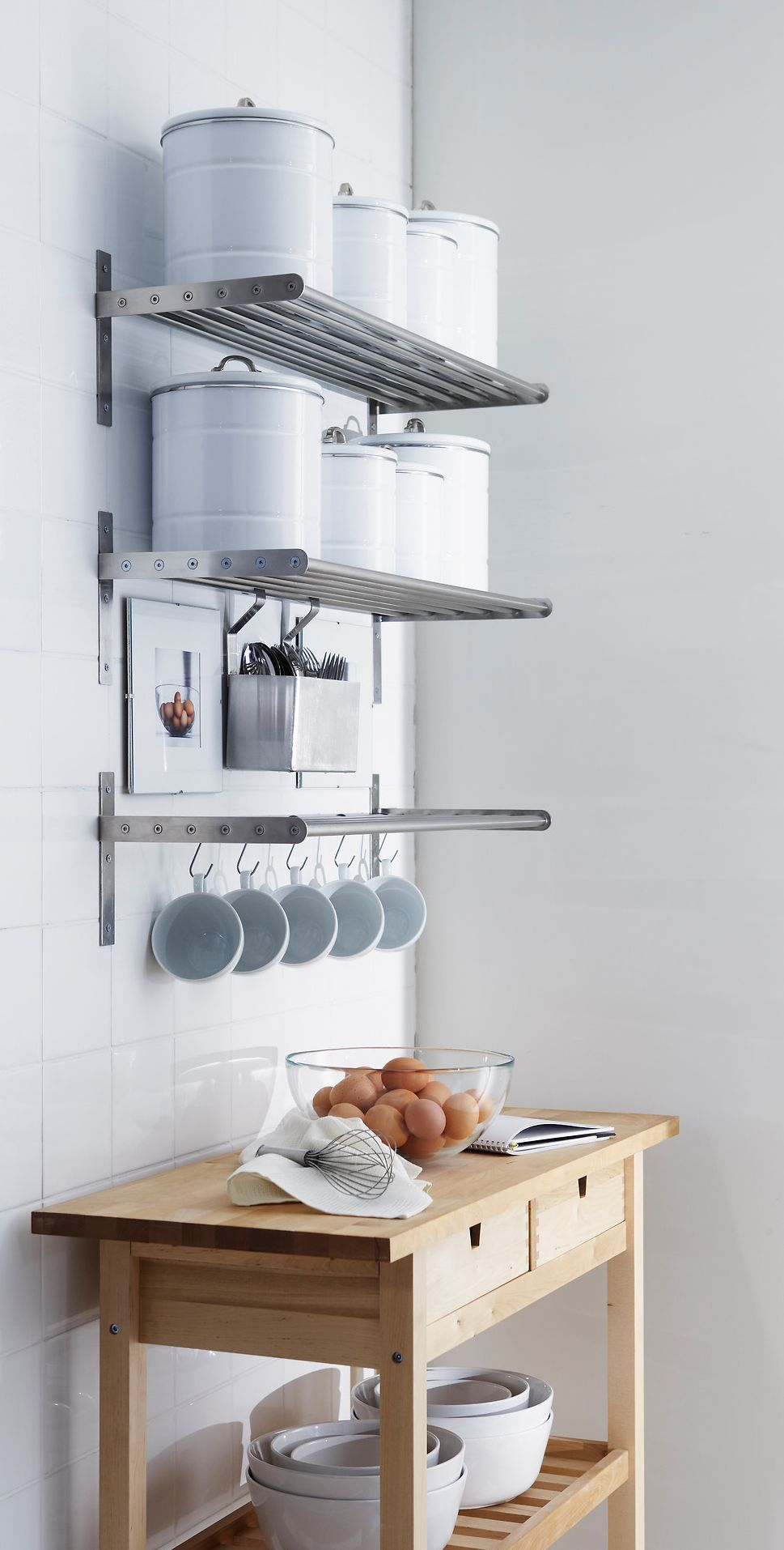 kitchen organization tips kitchen organization ideas Wall storage