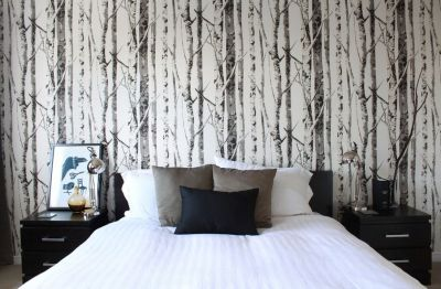 Nature Depicted On Your Walls – Birch Tree Wallpaper