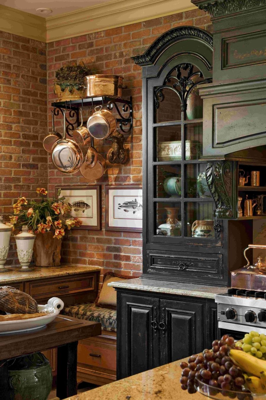 french country kitchen country kitchen design ideas Home Decorating Trends Homedit