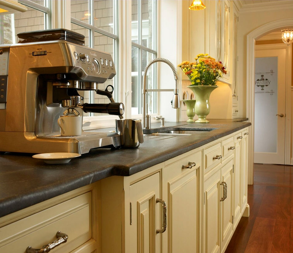 soapstone countertops soapstone kitchen countertops Home Decorating Trends Homedit