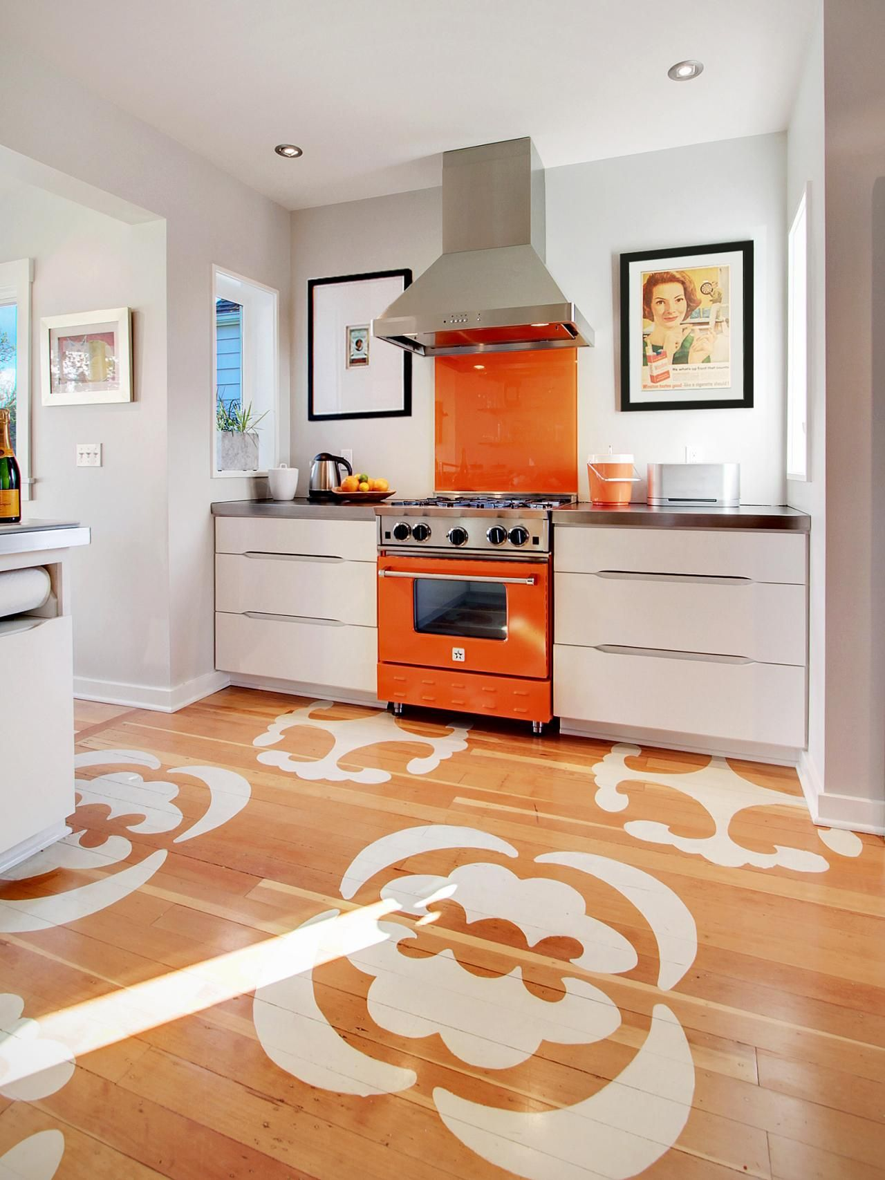 useful tips for selecting kitchen flooring flooring for kitchen An Easy Guide To Kitchen Flooring