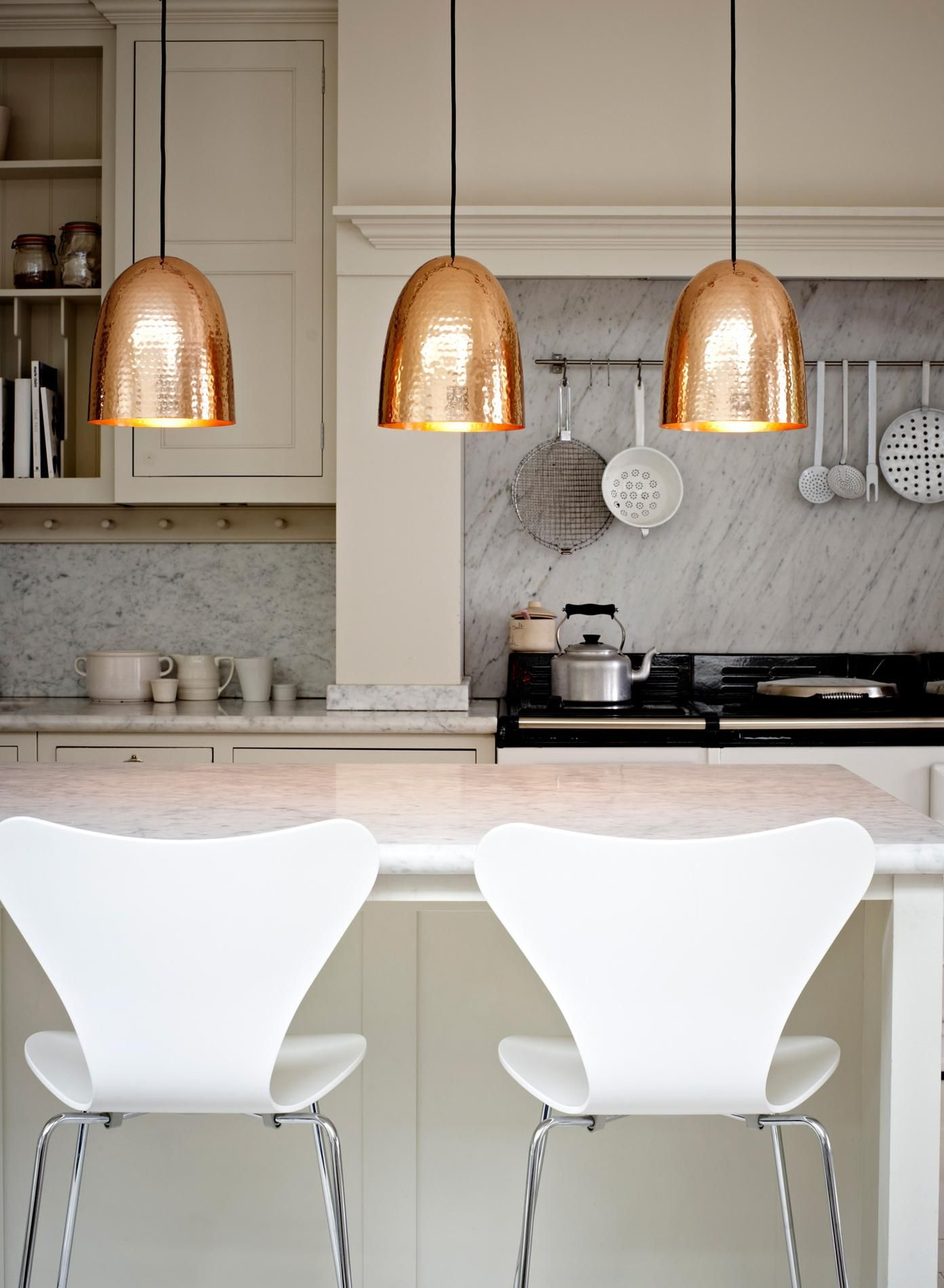 trendy copper pendant light copper pendant light kitchen