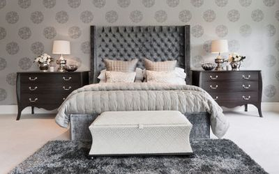 20 Ways Bedroom Wallpaper Can Transform the Space