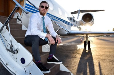 UFC champ Conor McGregor playboy life revealed after Nate ...