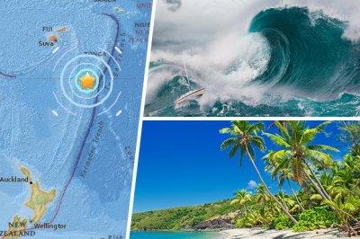 Fiji earthquake: 5.0 magnitude quake strikes off Tuvuca island | Daily Star