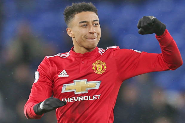 Man Utd news  Jesse Lingard   We are fit and in form after getting     Jesse Lingard
