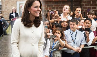 Royal Baby: Is Kate Middleton due any day now? Photographers told THIS | Life | Life & Style ...