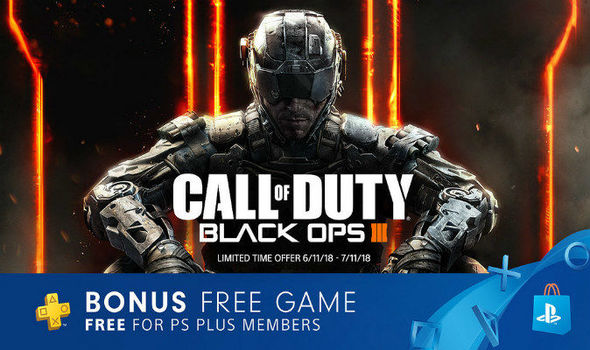 Black Ops 3 free PS Plus June 2018 BONUS now live on PS4 | Gaming | Entertainment | Express.co.uk