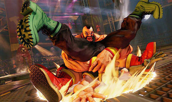 Street Fighter 5 Arcade Edition review   Capcom are comeback kings     Street Fighter 5 Arcade Edition