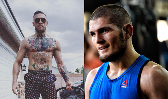 Conor McGregor receives chilling message from Khabib as super-fight draws closer | UFC | Sport ...