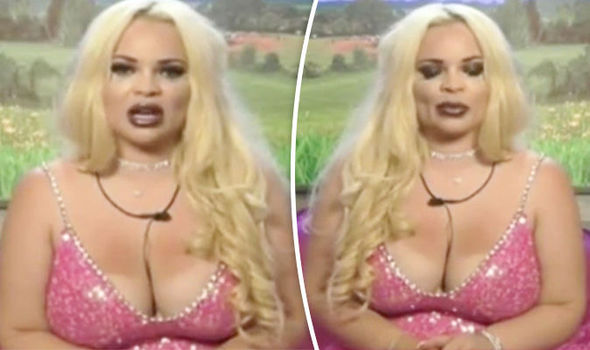 CBB s Trisha Paytas ENRAGES fans as she launches attack on  f  king     Trisha Paytas