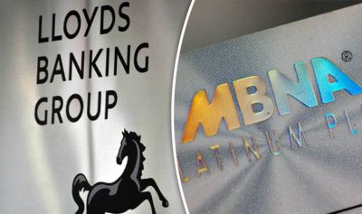 Lloyds buys American credit card business MBNA for £1.9bn   City & Business   Finance   Express ...